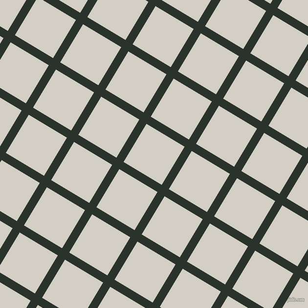 59/149 degree angle diagonal checkered chequered lines, 17 pixel line width, 91 pixel square size, Gordons Green and Westar plaid checkered seamless tileable