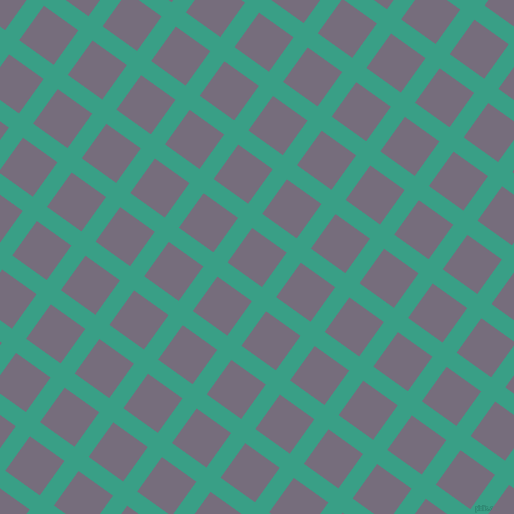 54/144 degree angle diagonal checkered chequered lines, 25 pixel line width, 61 pixel square size, Gossamer and Mamba plaid checkered seamless tileable
