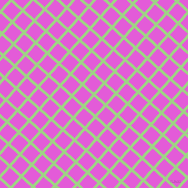 48/138 degree angle diagonal checkered chequered lines, 9 pixel line width, 41 pixel square size, Gossip and Free Speech Magenta plaid checkered seamless tileable