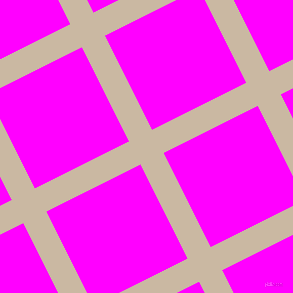 27/117 degree angle diagonal checkered chequered lines, 51 pixel lines width, 208 pixel square size, Grain Brown and Magenta plaid checkered seamless tileable