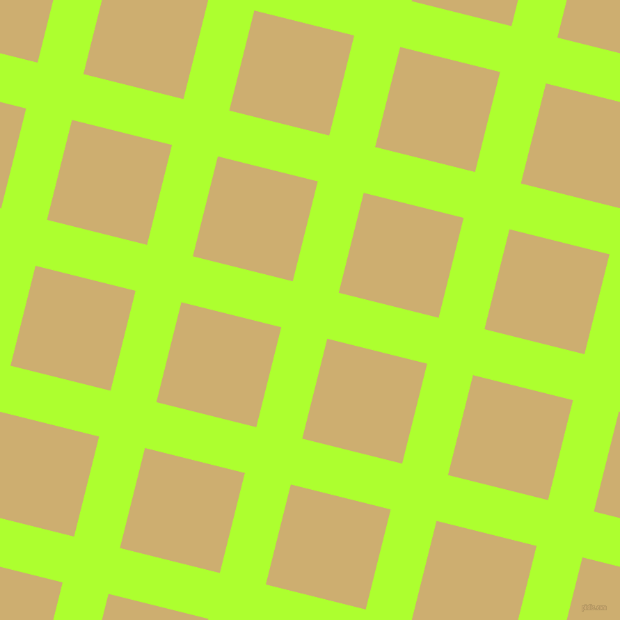76/166 degree angle diagonal checkered chequered lines, 68 pixel lines width, 148 pixel square size, Green Yellow and Putty plaid checkered seamless tileable