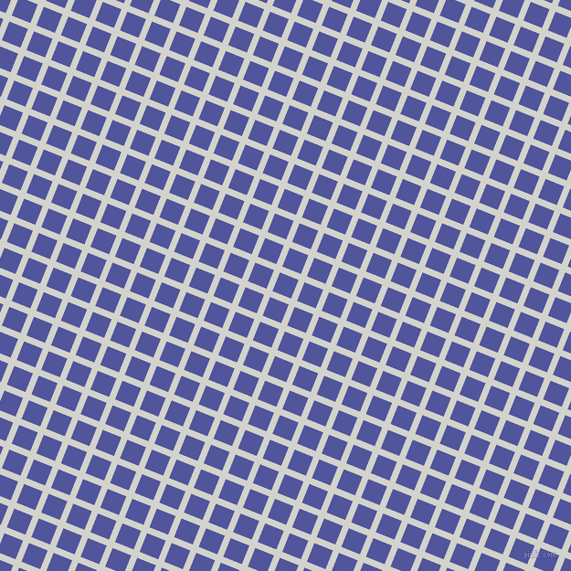 68/158 degree angle diagonal checkered chequered lines, 7 pixel lines width, 22 pixel square size, Grey Nurse and Governor Bay plaid checkered seamless tileable
