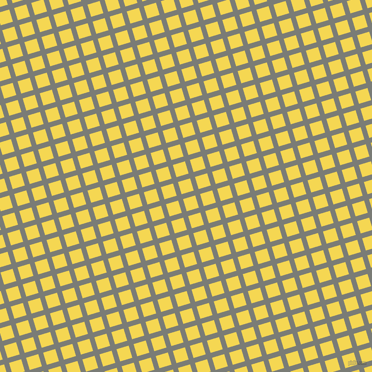17/107 degree angle diagonal checkered chequered lines, 10 pixel line width, 25 pixel square size, Gunsmoke and Energy Yellow plaid checkered seamless tileable