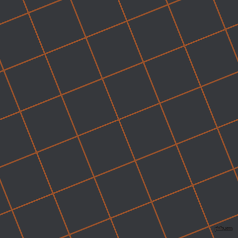22/112 degree angle diagonal checkered chequered lines, 3 pixel line width, 86 pixel square size, Hawaiian Tan and Vulcan plaid checkered seamless tileable