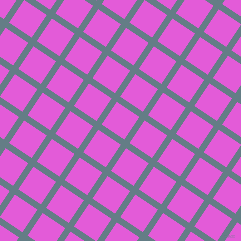 56/146 degree angle diagonal checkered chequered lines, 20 pixel lines width, 87 pixel square size, Hoki and Free Speech Magenta plaid checkered seamless tileable
