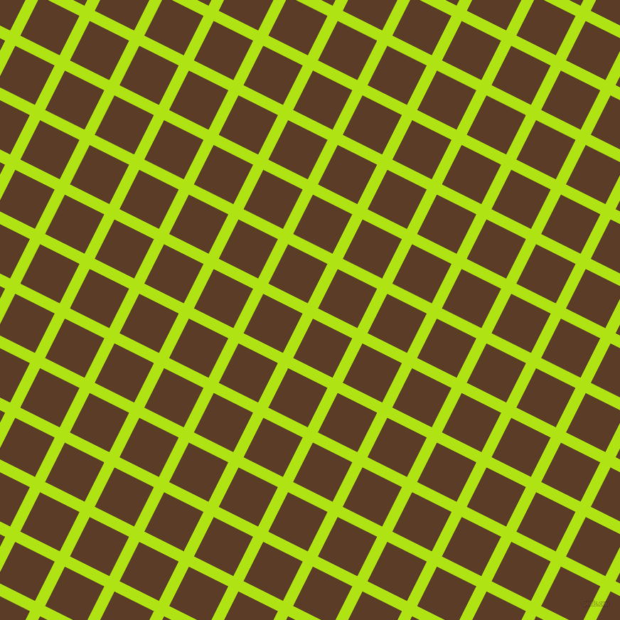 63/153 degree angle diagonal checkered chequered lines, 16 pixel lines width, 62 pixel square size, Inch Worm and Bracken plaid checkered seamless tileable