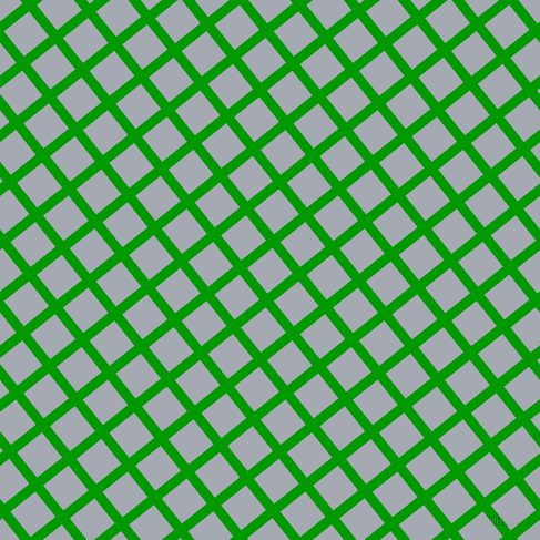 39/129 degree angle diagonal checkered chequered lines, 9 pixel line width, 29 pixel square size, Islamic Green and Mischka plaid checkered seamless tileable