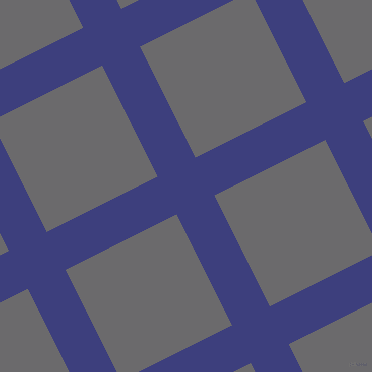 27/117 degree angle diagonal checkered chequered lines, 84 pixel lines width, 246 pixel square size, Jacksons Purple and Scarpa Flow plaid checkered seamless tileable