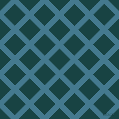 45/135 degree angle diagonal checkered chequered lines, 19 pixel lines width, 54 pixel square size, Jelly Bean and Tiber plaid checkered seamless tileable