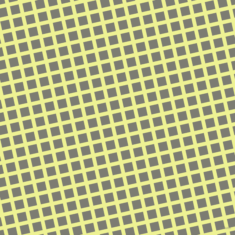 13/103 degree angle diagonal checkered chequered lines, 13 pixel line width, 30 pixel square size, Jonquil and Tapa plaid checkered seamless tileable
