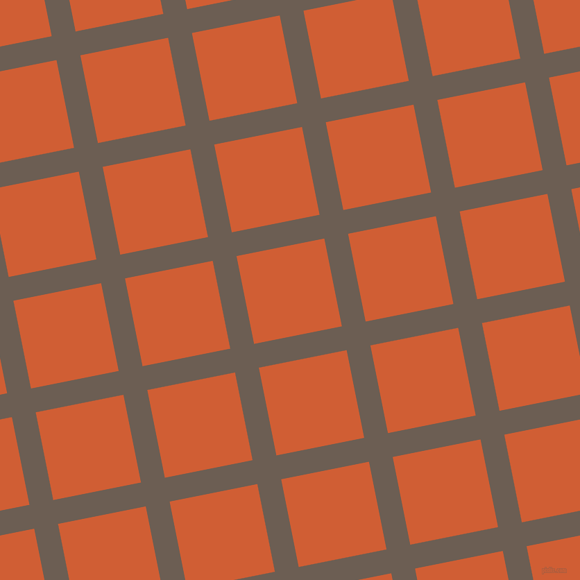 11/101 degree angle diagonal checkered chequered lines, 35 pixel lines width, 129 pixel square size, Kabul and Chilean Fire plaid checkered seamless tileable