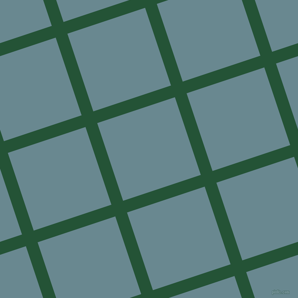 18/108 degree angle diagonal checkered chequered lines, 25 pixel lines width, 166 pixel square size, Kaitoke Green and Gothic plaid checkered seamless tileable