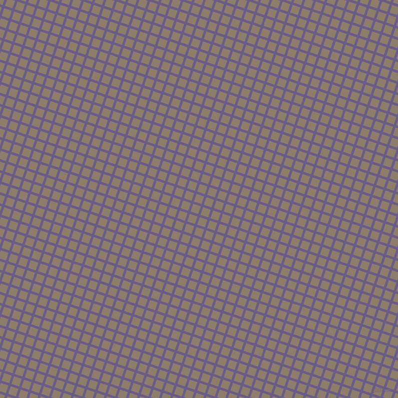 72/162 degree angle diagonal checkered chequered lines, 5 pixel line width, 16 pixel square size, Kimberly and Squirrel plaid checkered seamless tileable