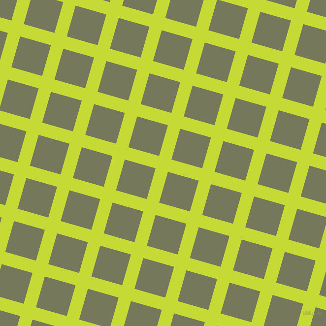 74/164 degree angle diagonal checkered chequered lines, 26 pixel lines width, 65 pixel square size, Las Palmas and Finch plaid checkered seamless tileable