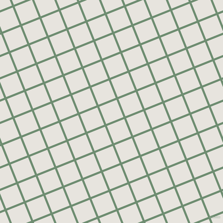 22/112 degree angle diagonal checkered chequered lines, 7 pixel line width, 62 pixel square size, Laurel and Wild Sand plaid checkered seamless tileable