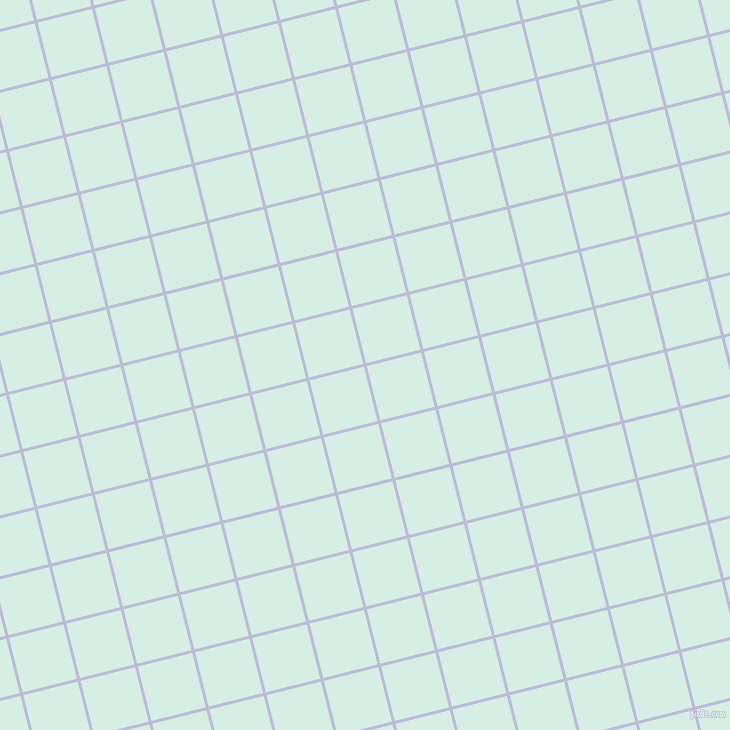 14/104 degree angle diagonal checkered chequered lines, 3 pixel lines width, 56 pixel square size, Lavender Grey and White Ice plaid checkered seamless tileable