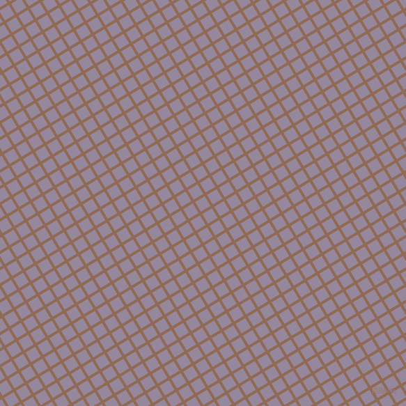 31/121 degree angle diagonal checkered chequered lines, 4 pixel lines width, 16 pixel square size, Leather and Amethyst Smoke plaid checkered seamless tileable