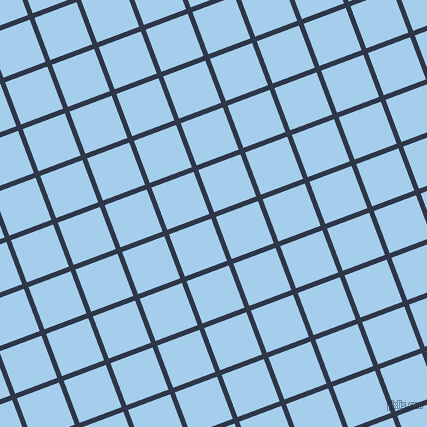 21/111 degree angle diagonal checkered chequered lines, 5 pixel lines width, 45 pixel square size, Licorice and Sail plaid checkered seamless tileable