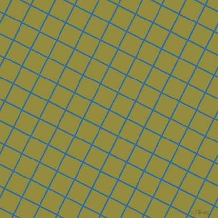 63/153 degree angle diagonal checkered chequered lines, 3 pixel line width, 37 pixel square sizeLochmara and Highball plaid checkered seamless tileable