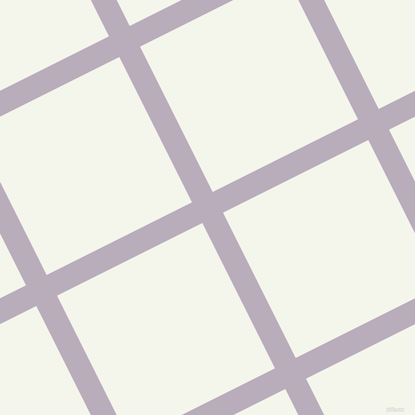 27/117 degree angle diagonal checkered chequered lines, 47 pixel lines width, 330 pixel square size, Lola and Twilight Blue plaid checkered seamless tileable