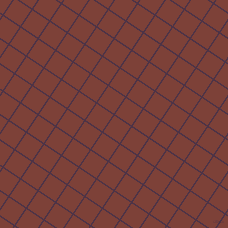 56/146 degree angle diagonal checkered chequered lines, 5 pixel line width, 69 pixel square size, Loulou and Red Robin plaid checkered seamless tileable