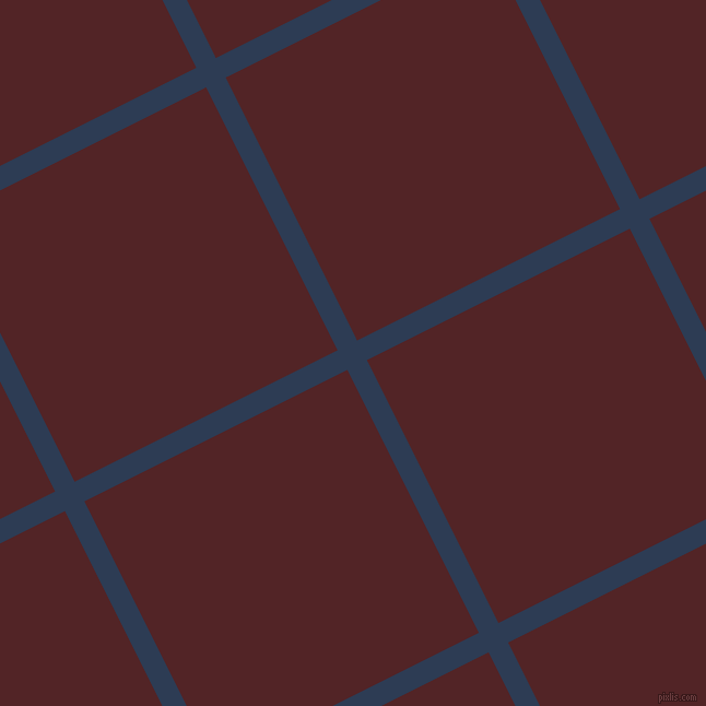 27/117 degree angle diagonal checkered chequered lines, 20 pixel line width, 269 pixel square size, Madison and Lonestar plaid checkered seamless tileable