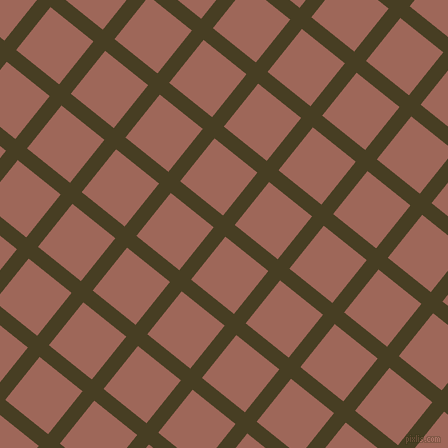 51/141 degree angle diagonal checkered chequered lines, 15 pixel lines width, 55 pixel square size, Madras and Au Chico plaid checkered seamless tileable