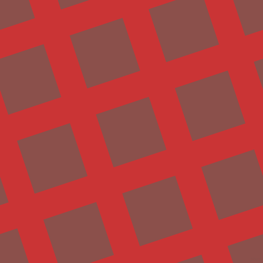18/108 degree angle diagonal checkered chequered lines, 90 pixel lines width, 183 pixel square sizeMahogany and Lotus plaid checkered seamless tileable