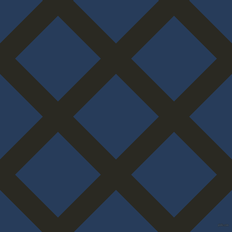 45/135 degree angle diagonal checkered chequered lines, 71 pixel lines width, 201 pixel square size, Maire and Catalina Blue plaid checkered seamless tileable