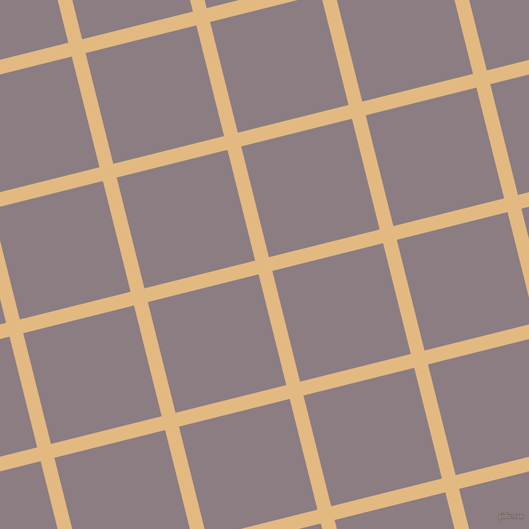 14/104 degree angle diagonal checkered chequered lines, 20 pixel lines width, 161 pixel square size, Maize and Venus plaid checkered seamless tileable