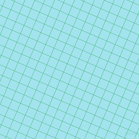 67/157 degree angle diagonal checkered chequered lines, 1 pixel lines width, 29 pixel square size, Medium Sea Green and Blizzard Blue plaid checkered seamless tileable
