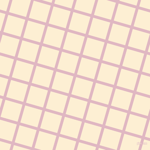74/164 degree angle diagonal checkered chequered lines, 10 pixel line width, 62 pixel square size, Melanie and Varden plaid checkered seamless tileable