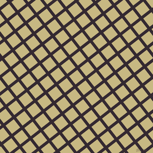38/128 degree angle diagonal checkered chequered lines, 10 pixel line width, 35 pixel square size, Melanzane and Yuma plaid checkered seamless tileable