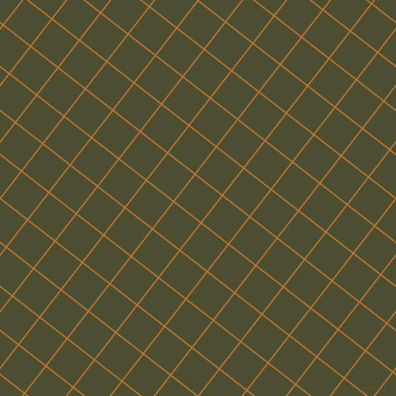 52/142 degree angle diagonal checkered chequered lines, 2 pixel lines width, 47 pixel square size, Meteor and Waiouru plaid checkered seamless tileable