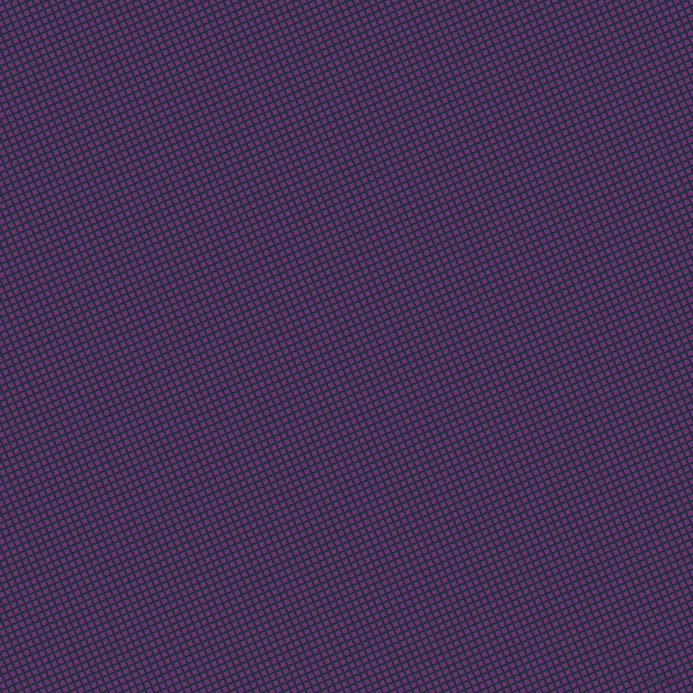 23/113 degree angle diagonal checkered chequered lines, 2 pixel lines width, 5 pixel square size, Midnight and Seance plaid checkered seamless tileable