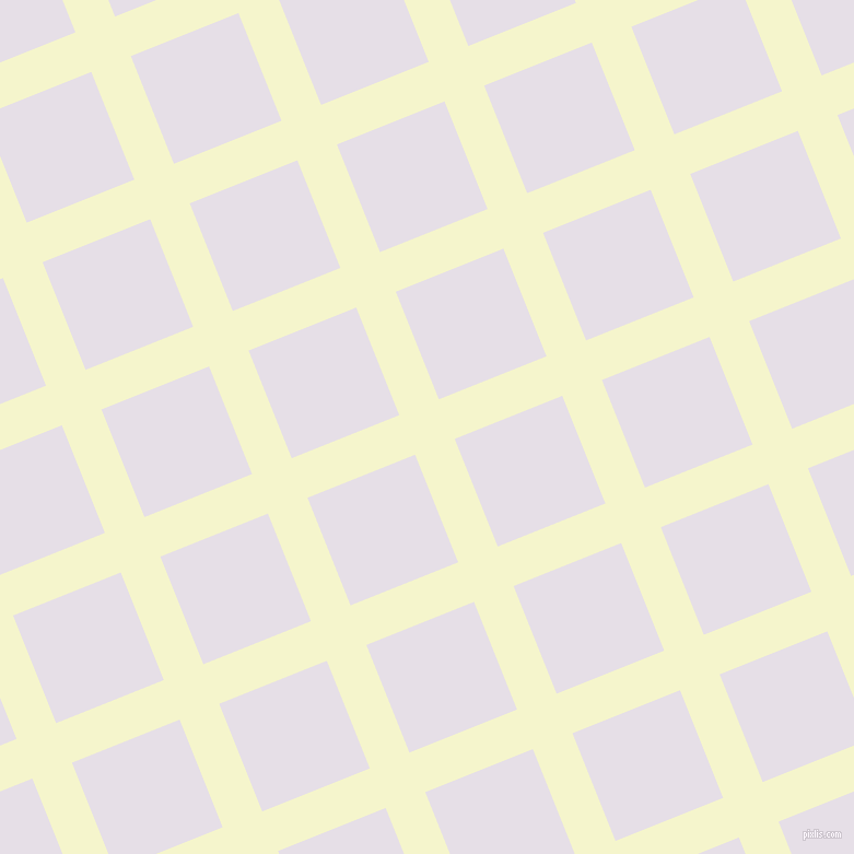 22/112 degree angle diagonal checkered chequered lines, 39 pixel line width, 106 pixel square size, Mimosa and Selago plaid checkered seamless tileable