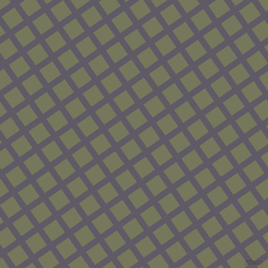 35/125 degree angle diagonal checkered chequered lines, 12 pixel line width, 31 pixel square sizeMobster and Finch plaid checkered seamless tileable