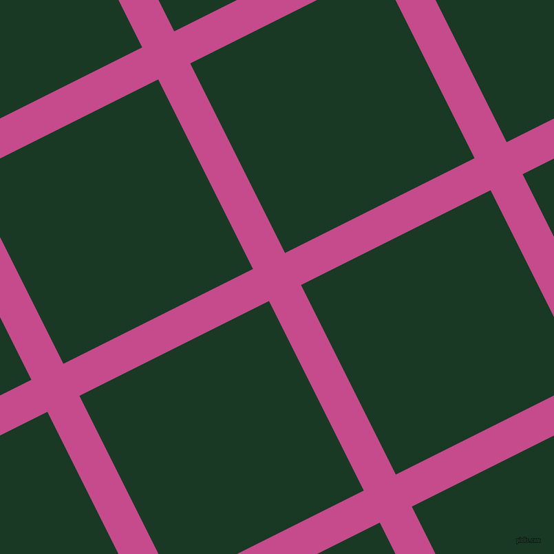 27/117 degree angle diagonal checkered chequered lines, 52 pixel lines width, 308 pixel square size, Mulberry and Deep Fir plaid checkered seamless tileable