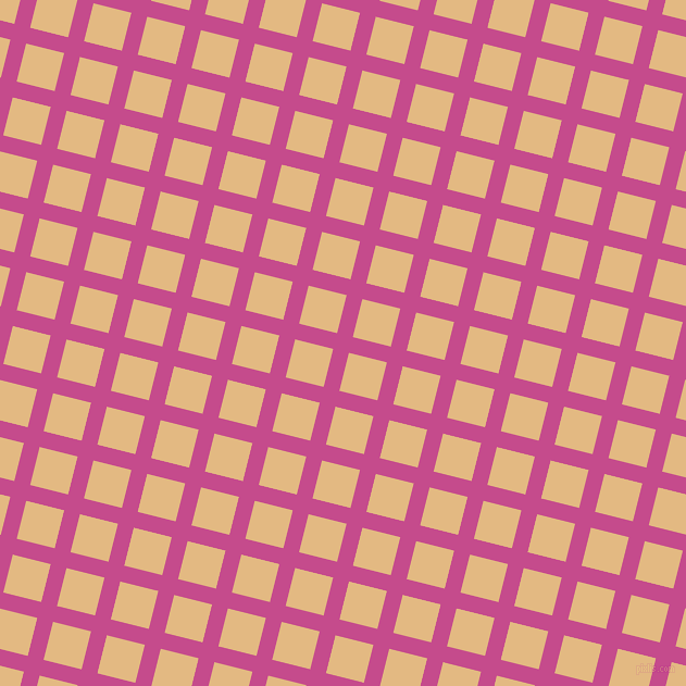 76/166 degree angle diagonal checkered chequered lines, 15 pixel lines width, 36 pixel square size, Mulberry and Maize plaid checkered seamless tileable