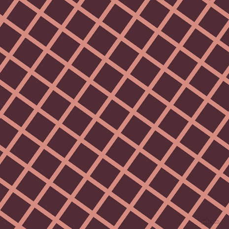 54/144 degree angle diagonal checkered chequered lines, 9 pixel line width, 45 pixel square size, My Pink and Wine Berry plaid checkered seamless tileable