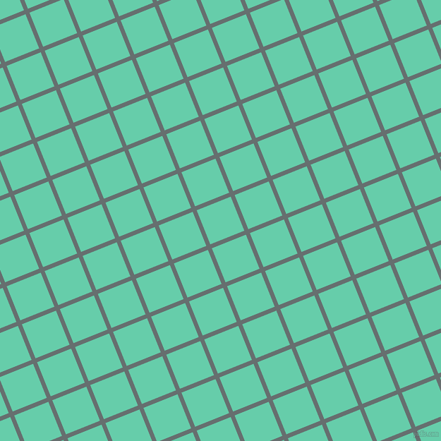 22/112 degree angle diagonal checkered chequered lines, 6 pixel line width, 52 pixel square size, Nevada and Medium Aquamarine plaid checkered seamless tileable