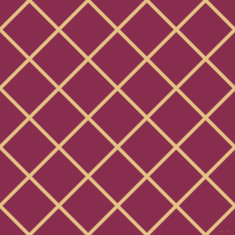 45/135 degree angle diagonal checkered chequered lines, 12 pixel lines width, 131 pixel square sizeNew Orleans and Disco plaid checkered seamless tileable