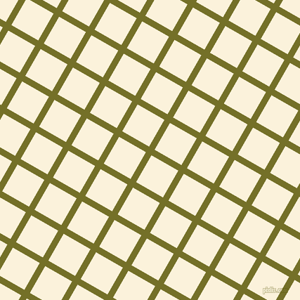 60/150 degree angle diagonal checkered chequered lines, 9 pixel lines width, 44 pixel square size, Olivetone and Early Dawn plaid checkered seamless tileable