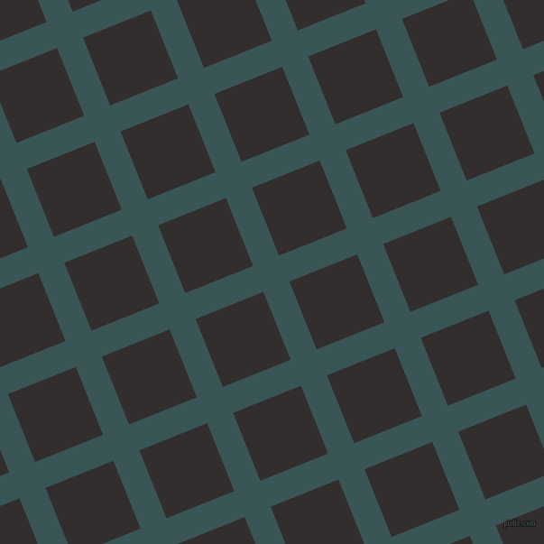 22/112 degree angle diagonal checkered chequered lines, 31 pixel lines width, 81 pixel square size, Oracle and Night Rider plaid checkered seamless tileable