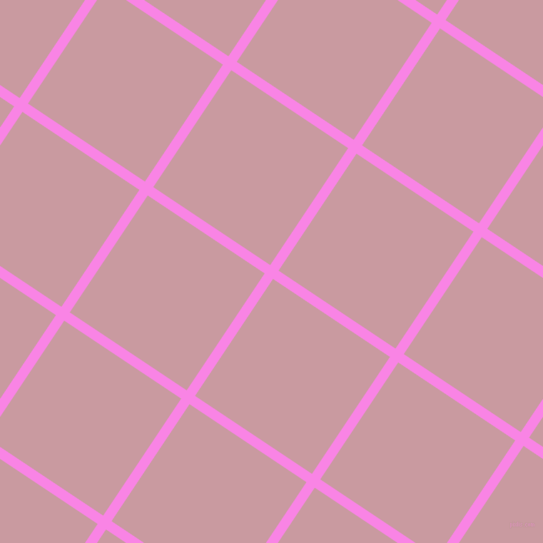 56/146 degree angle diagonal checkered chequered lines, 14 pixel line width, 197 pixel square size, Pale Magenta and Careys Pink plaid checkered seamless tileable