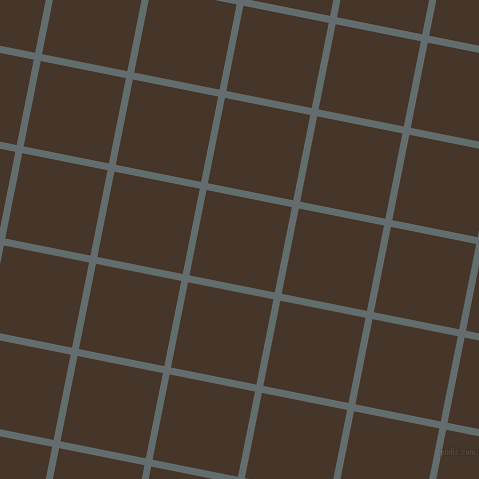 79/169 degree angle diagonal checkered chequered lines, 7 pixel lines width, 87 pixel square size, Pale Sky and Woodburn plaid checkered seamless tileable