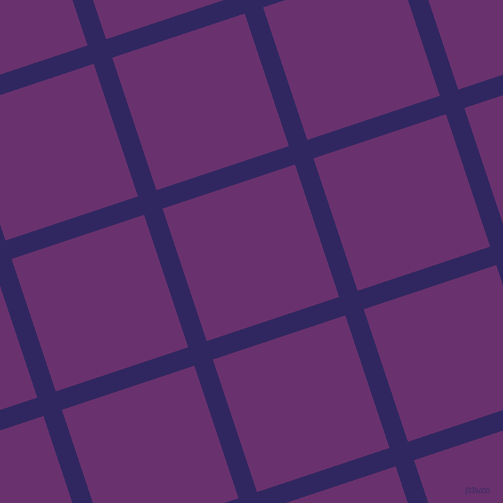 18/108 degree angle diagonal checkered chequered lines, 28 pixel line width, 201 pixel square size, Paris M and Seance plaid checkered seamless tileable