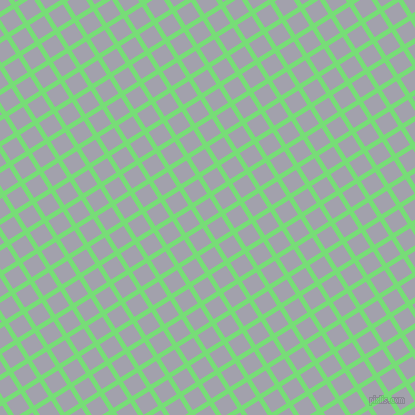 32/122 degree angle diagonal checkered chequered lines, 5 pixel lines width, 17 pixel square sizePastel Green and Spun Pearl plaid checkered seamless tileable