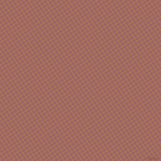 34/124 degree angle diagonal checkered chequered lines, 1 pixel line width, 11 pixel square size, Peru and Copper Rose plaid checkered seamless tileable