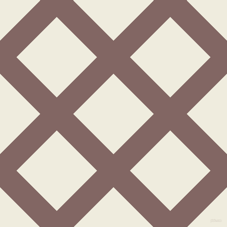 45/135 degree angle diagonal checkered chequered lines, 76 pixel lines width, 186 pixel square size, Pharlap and Rice Cake plaid checkered seamless tileable